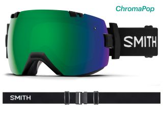 Antiparra Nieve Smith I/OX INT Black ChromaPop Sun Green Mirror Negro