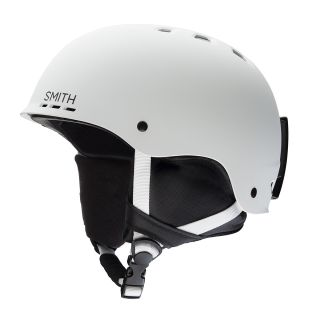 Casco Nieve Smith Holt L Blanco