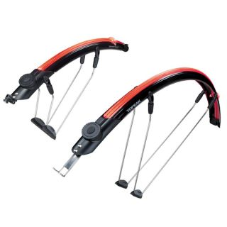 Set Tapabarros Bicicleta Topeak DeFender iGlow X 700C