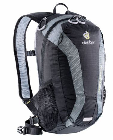 Mochila Deuter Speed Lite 10 Black-Titan