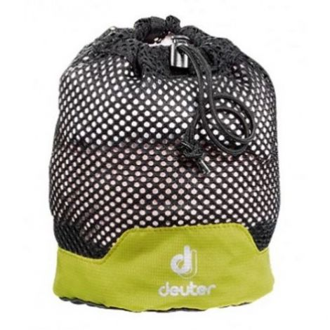 Bolsa Organizadora Deuter Mesh Sack S Black-Apple