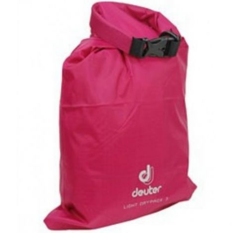Bolsa Estanco Deuter Light Drypack 3 Magenta