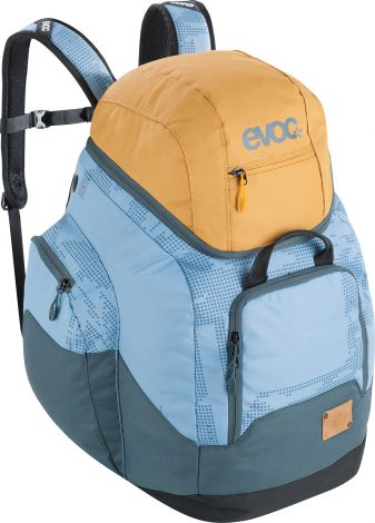 Mochila Equipo Nieve EVOC Boot Helmet Backpack Multicolor