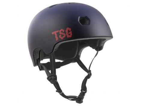 Casco Ciclista TSG Helmets Meta Graphic Design Fade Of Grape S/M