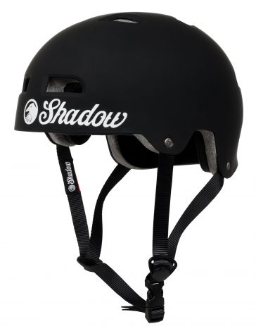 Casco Ciclista The Shadow Conspiracy Classic Negro Mate