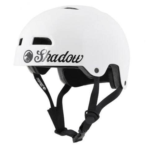 Casco Ciclista The Shadow Conspiracy Classic Blanco Talla XS