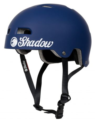 Casco Ciclista The Shadow Conspiracy Classic Azul Mate Talla XS