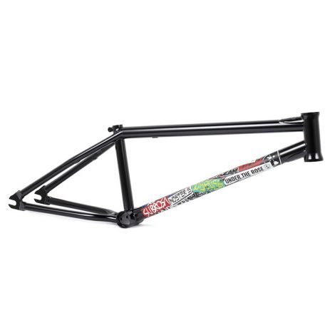 Marco Freestyle Subrosa Noster 21.15 Talla S Negro Mate