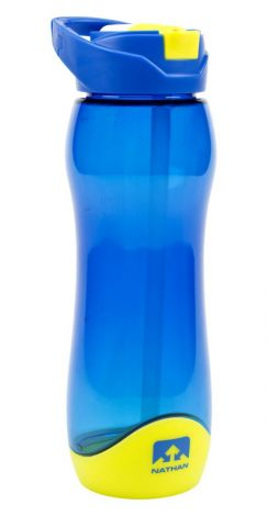Botella Nathan Flipstream 750 ml-Azul