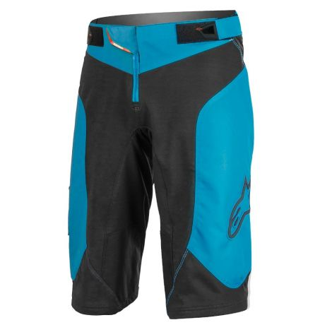 Short Alpinestars Sight Vector Negro/Azul 32